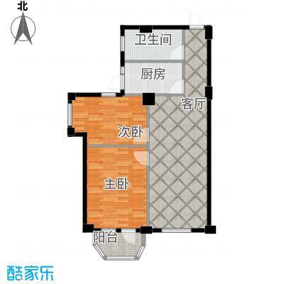 中信润泽园93.00㎡C2户型10室