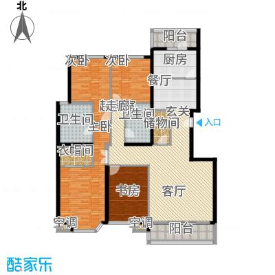 上东领海199.74㎡上东领海户型图(12/15张)户型10室