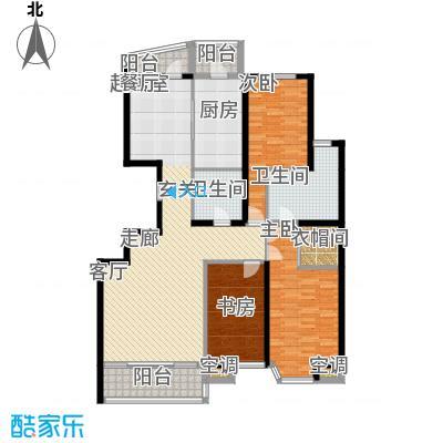 上东领海上东领海户型图三室两厅两卫(9/15张)户型10室