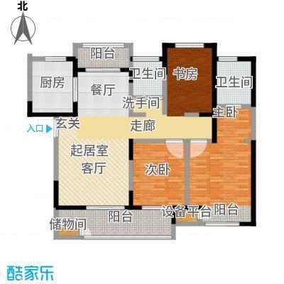 聚湖雅苑131.57㎡聚湖雅苑131.57㎡3室2厅2卫户型3室2厅2卫