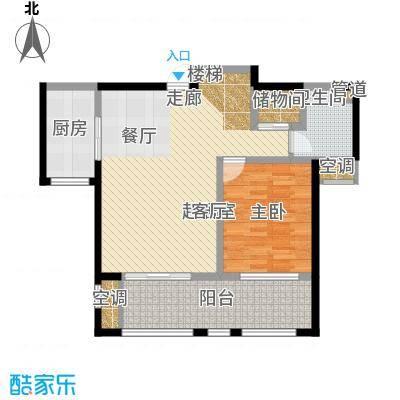 新城公馆新城公馆户型图新城公馆空中别墅(36/58张)户型10室