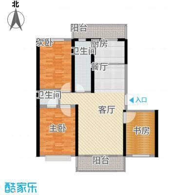 名都枫尚名都枫尚户型图(2/4张)户型10室