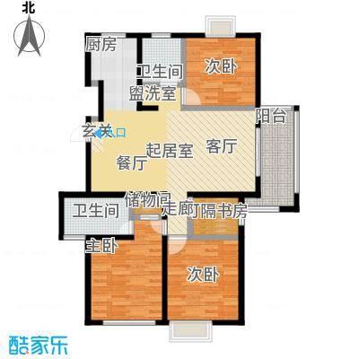 名城嘉苑96.00㎡名城嘉苑户型图134平米(2/3张)户型10室