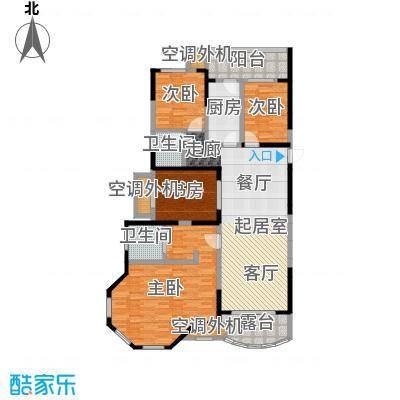 保利东湾国际129.00㎡保利东湾国际129.00㎡2室2厅户型2室2厅