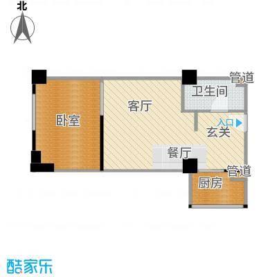 环球时代环球时代户型图(4/4张)户型10室