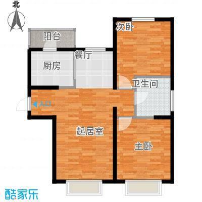 柴楼新庄园67.69㎡D户型10室