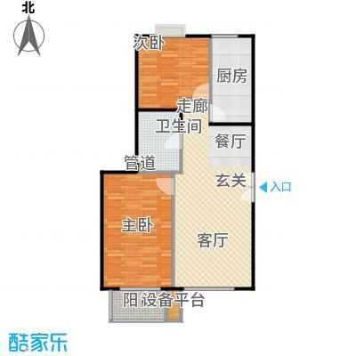 华纺易城华纺易城户型图华纺-易城1.2号楼A1户型(5/10张)户型10室