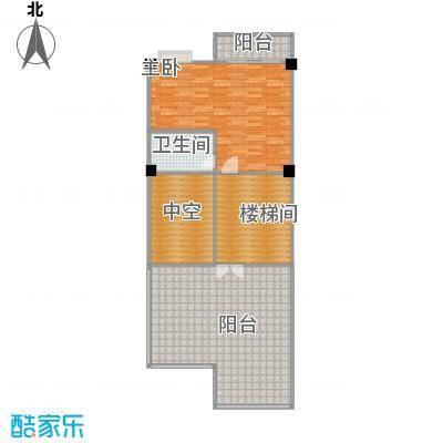 利雅白云湖300.76㎡L3型联排三层户型10室