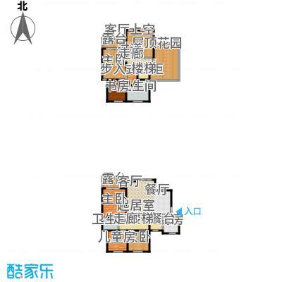 晋愉林畔神韵晋愉林畔神韵户型图B-1五房两厅两卫销售面积约173.42平米最大实得约191.37平米(3/5张)户型10室