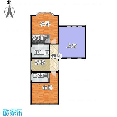 中信公园城253.00㎡SL1二层户型10室