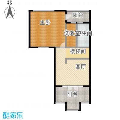 弘泽制造91.00㎡联排T3-3户型10室