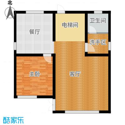 水长城艺墅197.15㎡A首层平面图户型10室