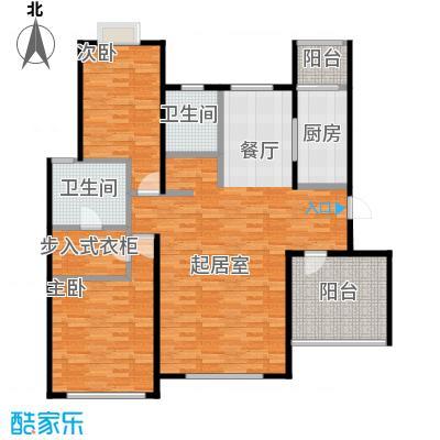 清谷122.16㎡户型10室