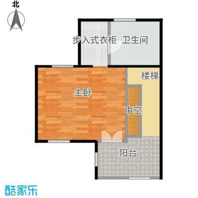 首创国际半岛205.00㎡G三层户型10室