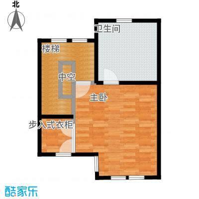 首创国际半岛284.00㎡H1-n三层户型10室