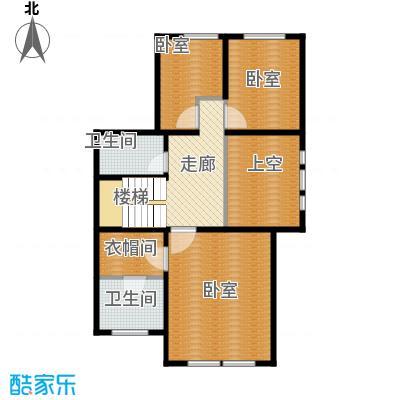 中信公园城188.00㎡D2下叠一层户型10室