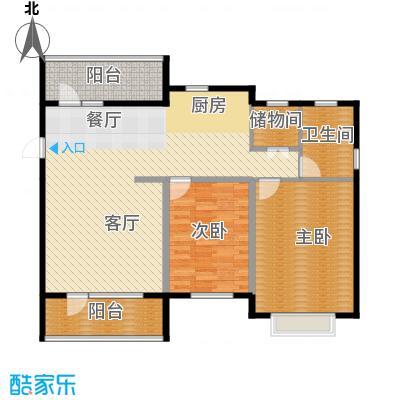 新发翡翠花溪110.06㎡户型10室