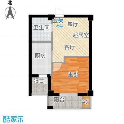 颐和名苑59.00㎡颐和名苑户型图s3户型(1/1张)户型10室