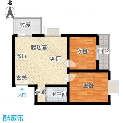 优山美地优山美地户型图(1/4张)户型10室