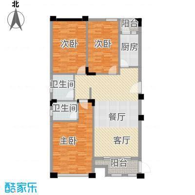森迪时代广场135.00㎡C户型10室