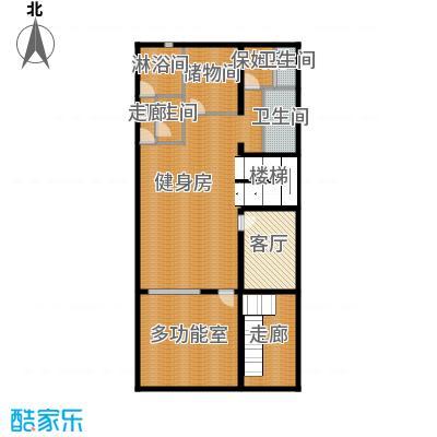 弘泽制造152.53㎡联排T3-3户型10室