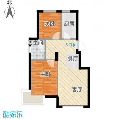 亚联翡翠春城70.00㎡约户型10室