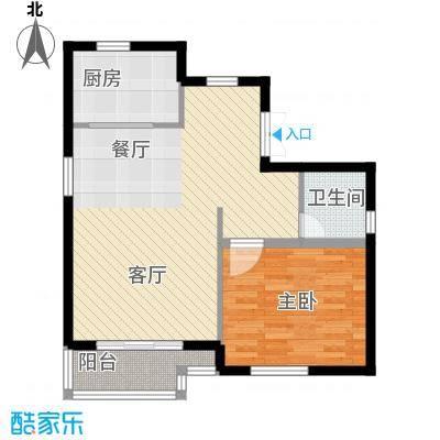 悠然墅107.41㎡15-A1首层户型10室
