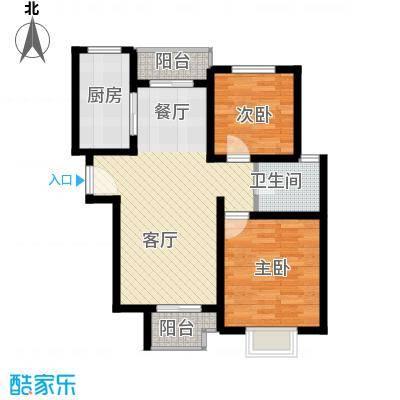 清谷78.00㎡户型10室