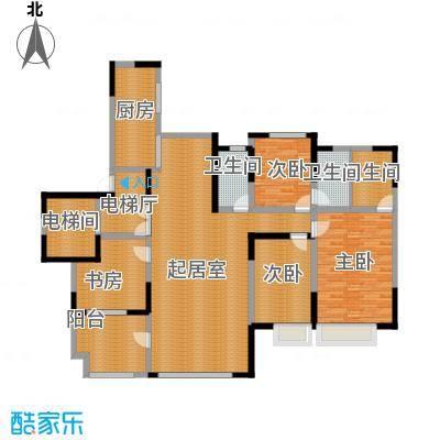 萨拉曼卡168.88㎡Y-3户型10室