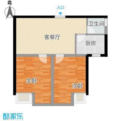 东方欧博城64.91㎡电梯洋房面积约7565户型10室