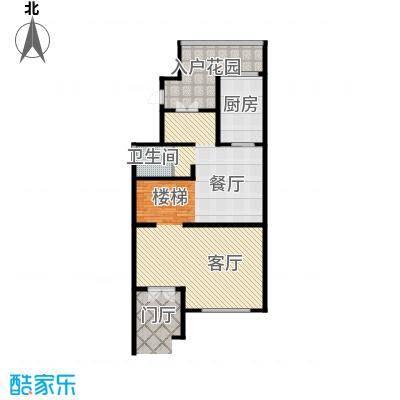 中信�台94.03㎡dp1叠下叠-1层户型10室