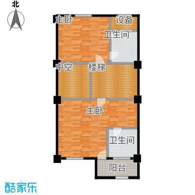 莱蒙国际公馆235.00㎡2层户型10室