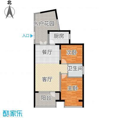 永泰枕流GOLF公寓96.12㎡C2户型10室