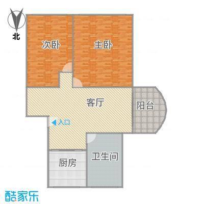 大华阳城花园户型图