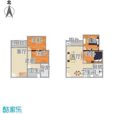 三保墟小区户型图