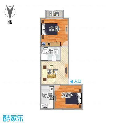 浦三小区户型图