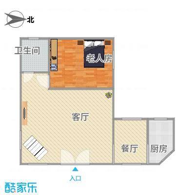 家家景园1楼B