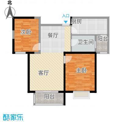 贻成豪庭88.00㎡E2户型10室