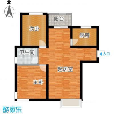贻成豪庭95.00㎡户型10室