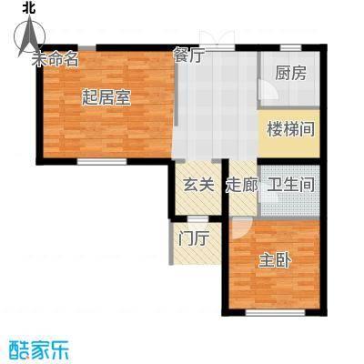 首创玲珑墅170.00㎡Ed1层户型10室
