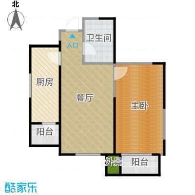 心源家园69.46㎡户型10室