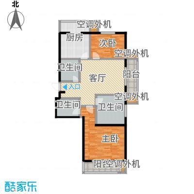 心源家园139.03㎡户型10室