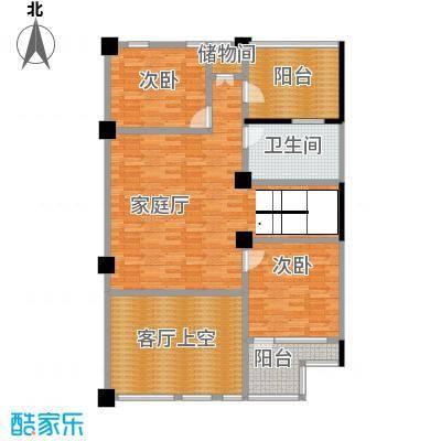弘泽制造118.50㎡联排T1-1户型10室