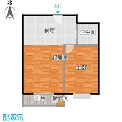 滨海先锋SOHO78.00㎡A2户型10室