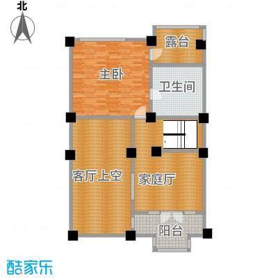 弘泽制造123.01㎡联排T3-2户型10室