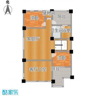 弘泽制造118.97㎡联排T3-1户型10室