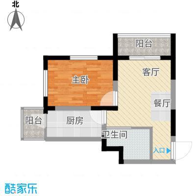 心源家园57.83㎡户型10室