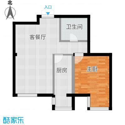天保金海岸明珠湾74.00㎡户型10室