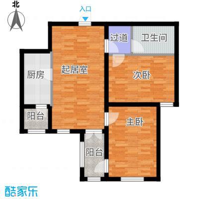 天保金海岸明珠湾73.15㎡A户型10室