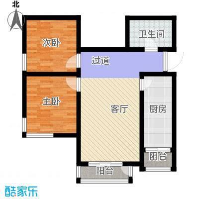 天保金海岸明珠湾89.00㎡户型10室